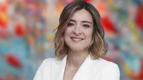Sandra Barneda, durante la 'premiere' de 'Que el asma no te pare'.