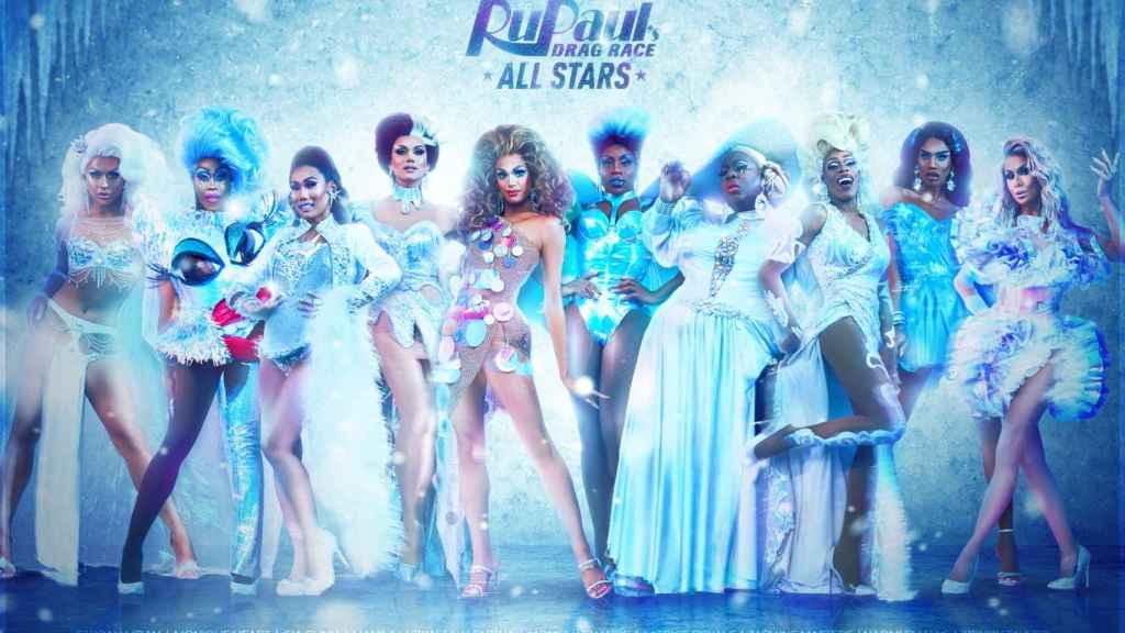 'Drag Race' se muda a Paramount + y lanzará un concurso internacional
