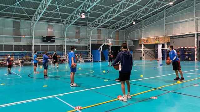 Valladolid santovenia deporte seguro 2