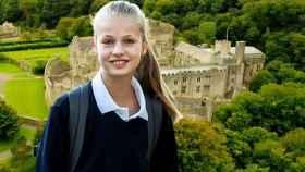 Leonor de Borbón tendrá que adaptar su estilo a las exigencias de su nuevo colegio.