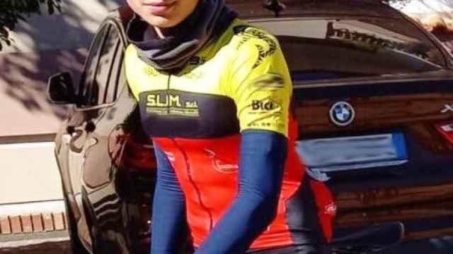 Guiseppe Milone, ciclista del equipo de NIbali fallecido a los 17 años