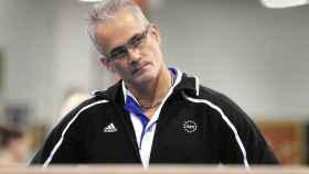 John Geddert, exetrenador de gimnasia de EEUU