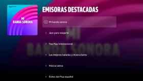 Amazon Music ya se puede usar en Android TV y Google TV