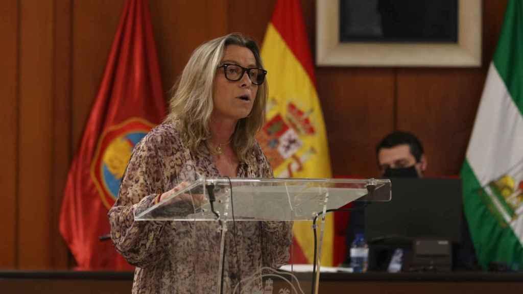 Isabel Albás, concejal de Cs en Córdoba