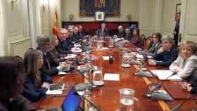 El Pleno del CGPJ, en una imagen de archivo./