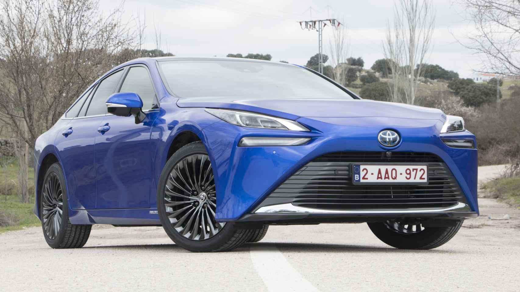 Nuevo Toyota Mirai.