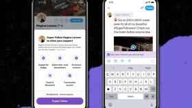El nuevo Super Follow de Twitter permitirá pagar a otros usuarios