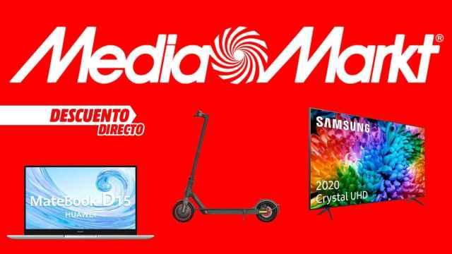 Media Markt tiene una serie de chollos por el 'Descuento Directo'