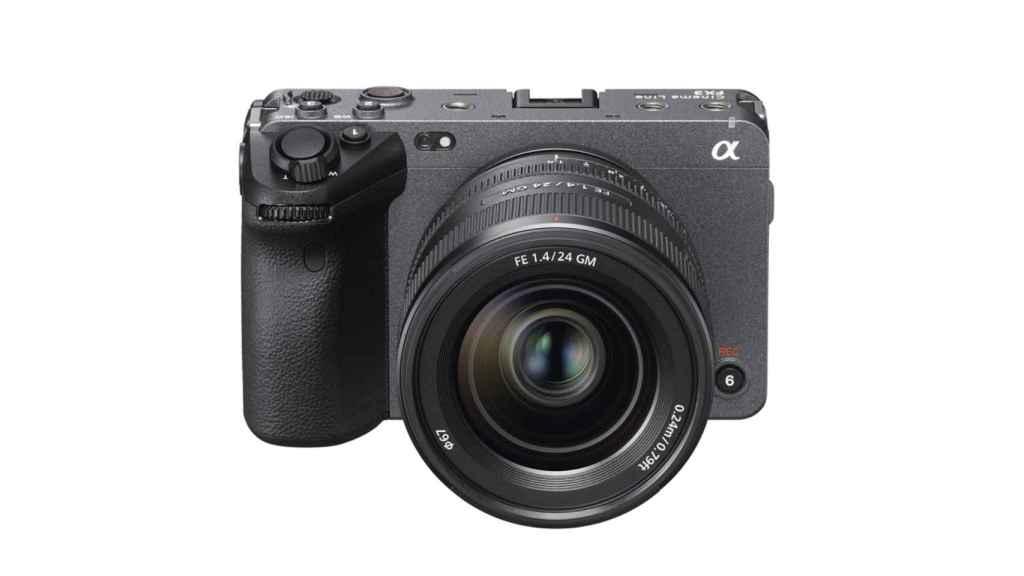 La Sony FX3 es la nueva cámara cinematográfica de la firma