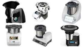 Robots de cocina analizados por la OCU