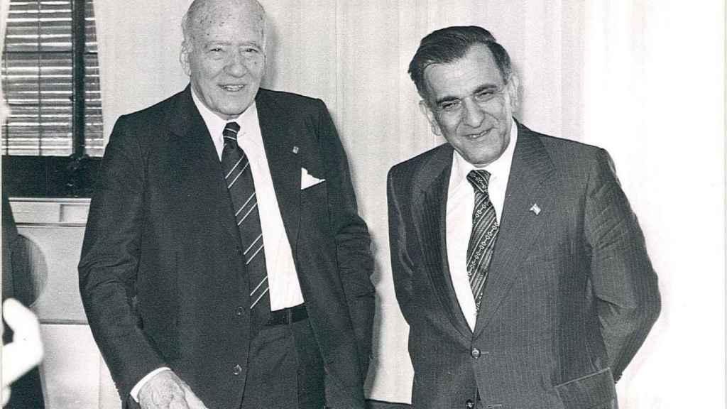 Josep Tarradellas y Fernández Viagas