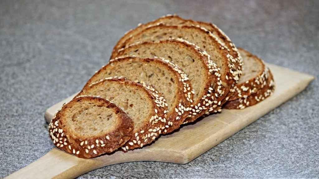 La harina es el factor que más influye para determinar si un pan es más o menos saludable
