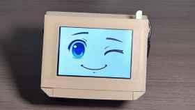 El robot del proyecto ATENT@. FOTO: UPM.