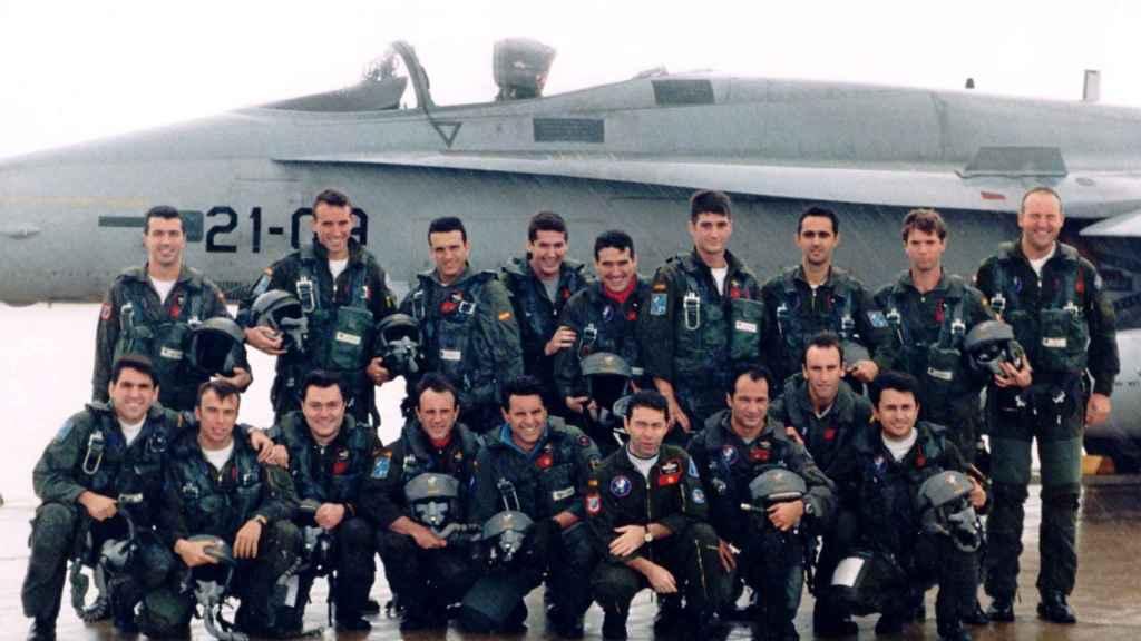 Escuadrón Morón de 1997.