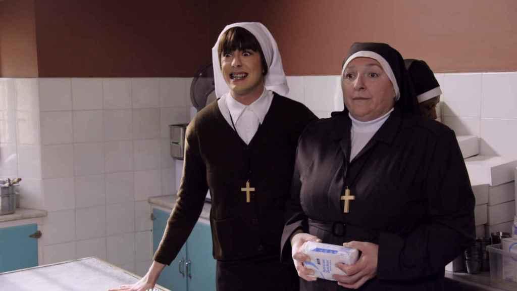 Las monjas más desacharrantes de nuestras series de televisión