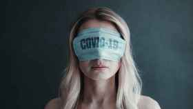 La Covid-19 se puede contraer a través de los ojos.