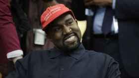 Kanye West en una imagen de archivo.