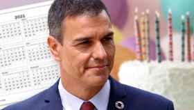 Pedro Sánchez no podrá celebrar su 49 cumpleaños en su fecha de nacimiento.