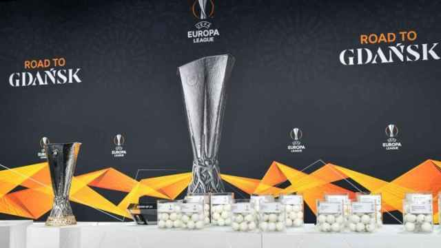 Sorteo de la Europa League 2020/2021
