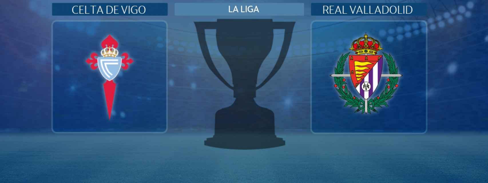 Celta de Vigo - Real Valladolid, partido de La Liga