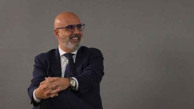 El CEO de Grupoidex, el alicantino Miguel Quintanilla.