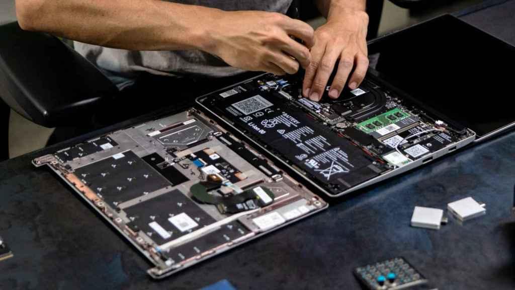 El portátil de Framework ha sido diseñado con la reparabilidad en mente