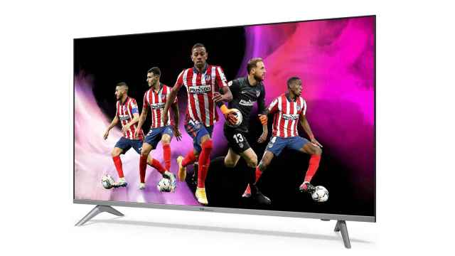 Pronto se podrá conseguir un televisor TD Systems de 43 pulgadas por un euro.
