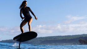Tabla de surf eléctica
