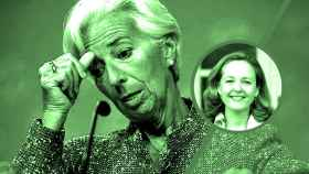 Christine Lagarde y Nadia Calviño.
