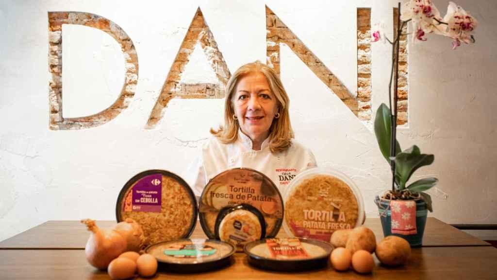 Las seis tortillas de patata con cebolla probadas por Lola, la mejor cocinera de tortillas de España.