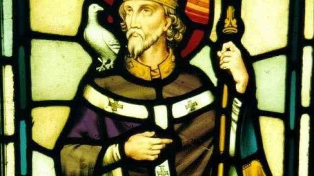 San David de Gales.