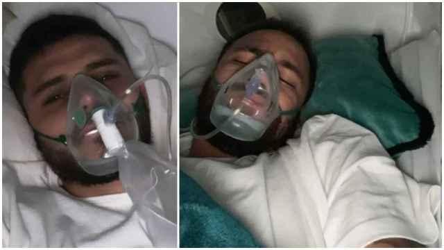 Las imágenes del mundo del deporte: las fotos de Neymar e Icardi que hicieron saltar las alarmas por su salud