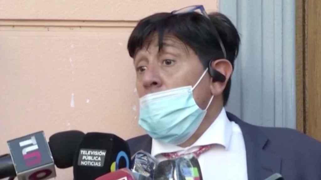 Rodolfo Baqué, abogado de la enfermera imputada en el caso Maradona