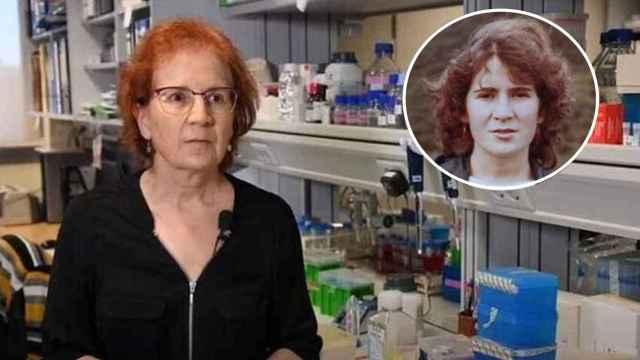 La viróloga e inmunóloga Margarita del Val.