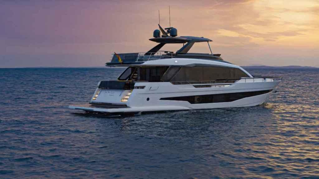 El nuevo modelo que han lanzado en octubre, el AS8.