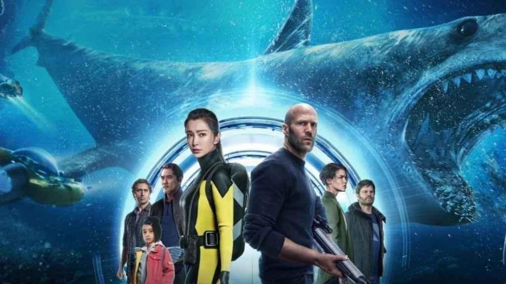 Audiencias: el 'Megalodón' de Antena 3 muerde a 'Sábado Deluxe' y le roba el liderazgo