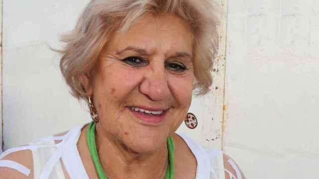 Carmen Bazán, en una imagen de archivo.