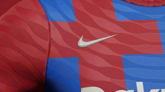 Las imágenes del mundo del deporte: la extravagante posible camiseta del Barça de la próxima temporada