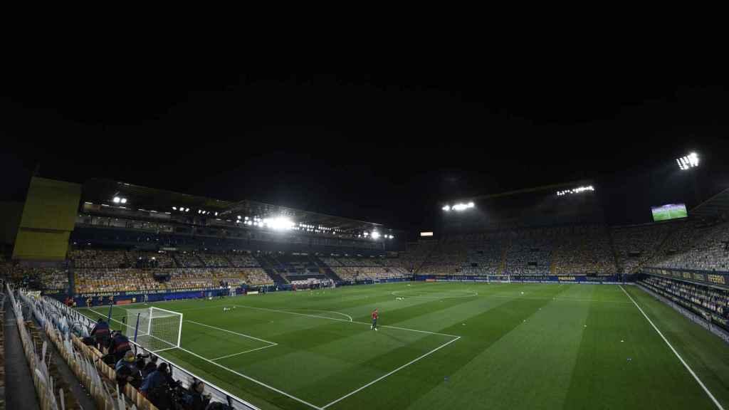 El Estadio de La Cerámica del Villarreal