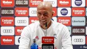 En directo | Rueda de prensa de Zidane previa al Real Madrid - Real Sociedad de La Liga