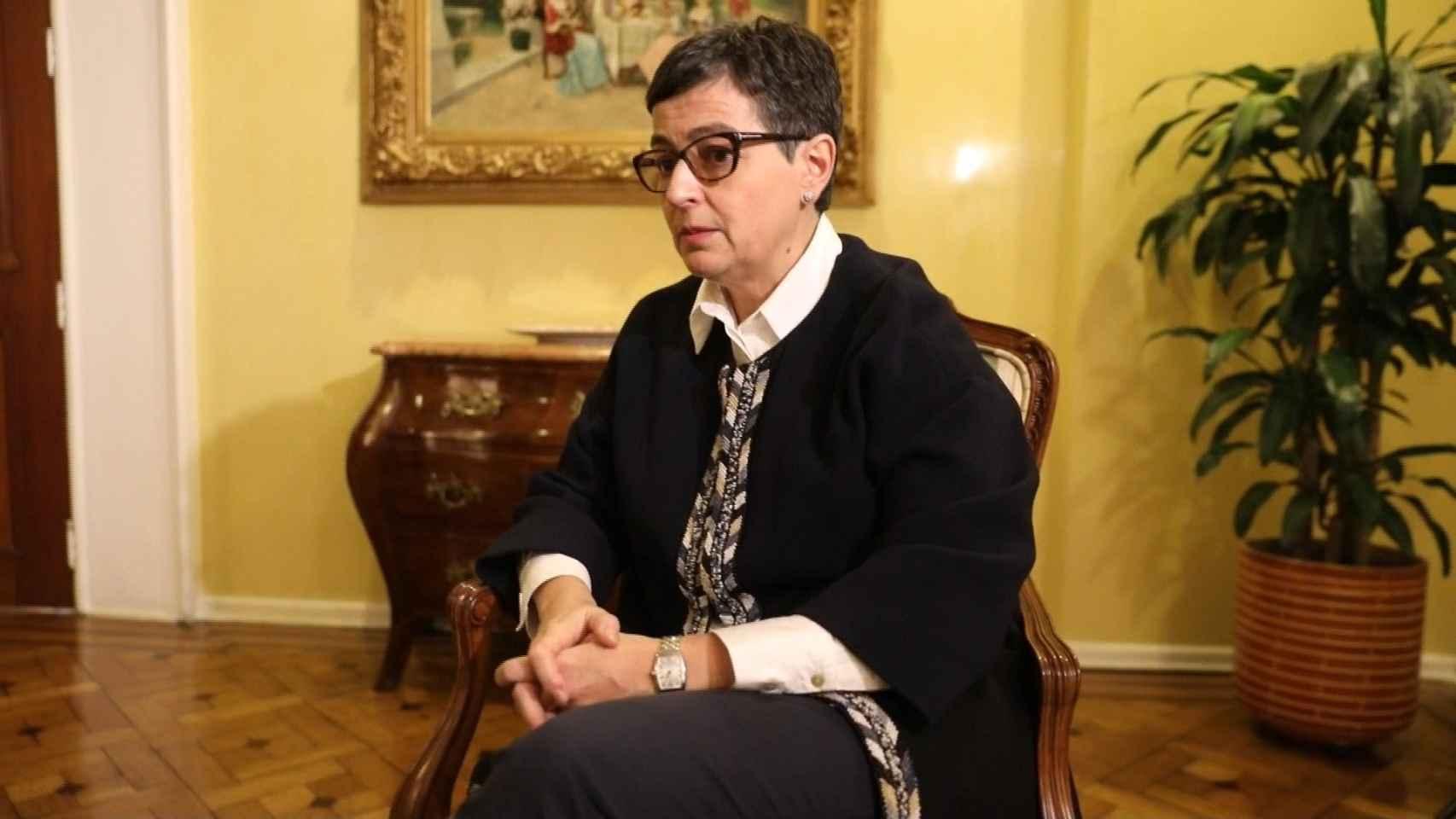 González Laya: pide el mismo respeto que ofrezco a Venezuela.