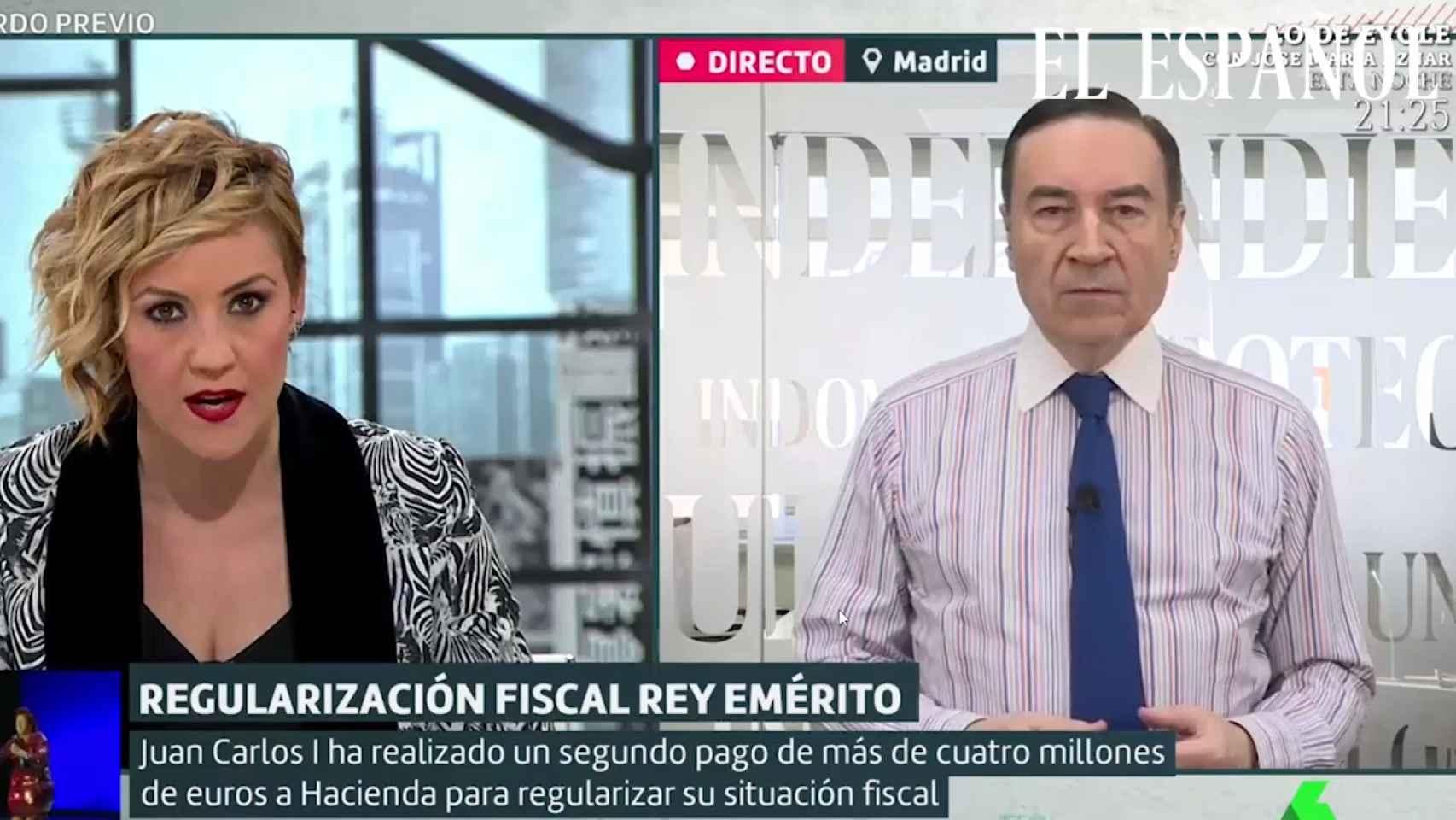 Intervención completa de Pedro J. Ramírez en 'Liarla Pardo'