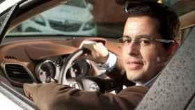 Pedro Lazarino, director de Opel en España y Portugal.