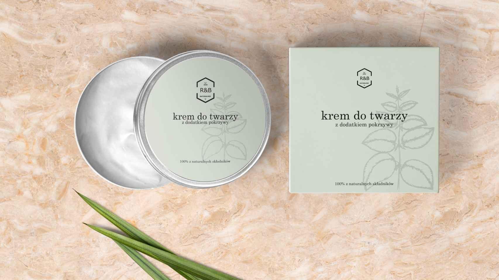 Una de las cremas que se ofertan en la página de Krystyna Paszko.