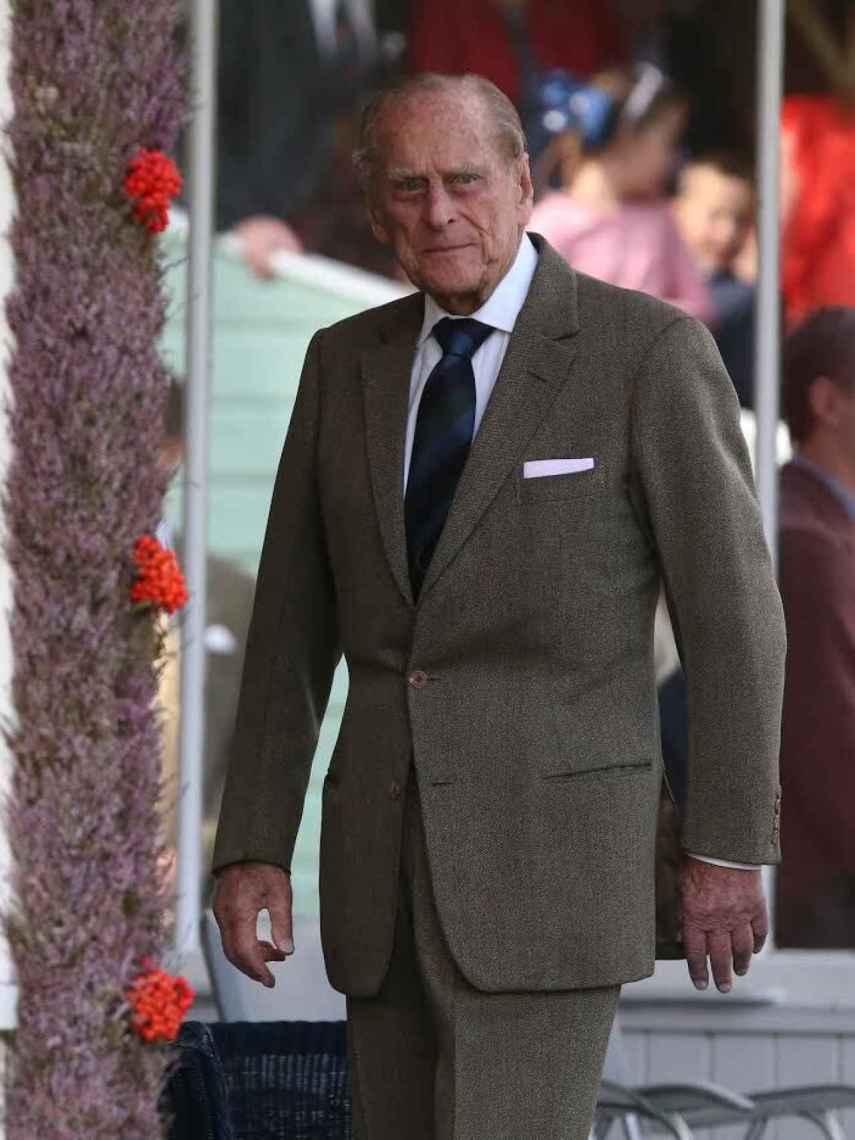 El duque de Edimburgo ha sido trasladado de hospital.