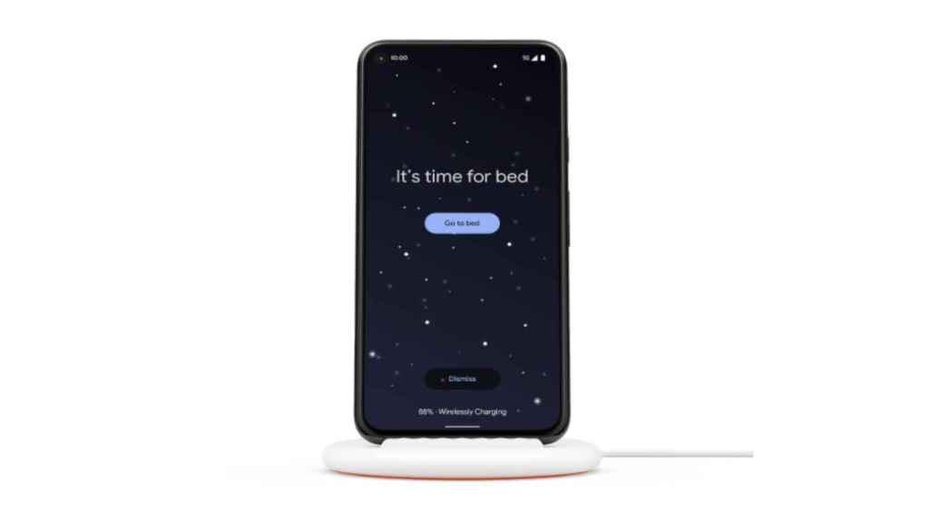 Función Hora de dormir de Google Pixel