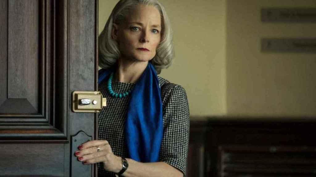 Jodie Foster en 'The Mauritanian'.