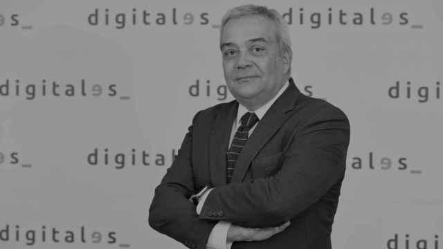 Víctor Calvo Sotelo, director general de DigitalES