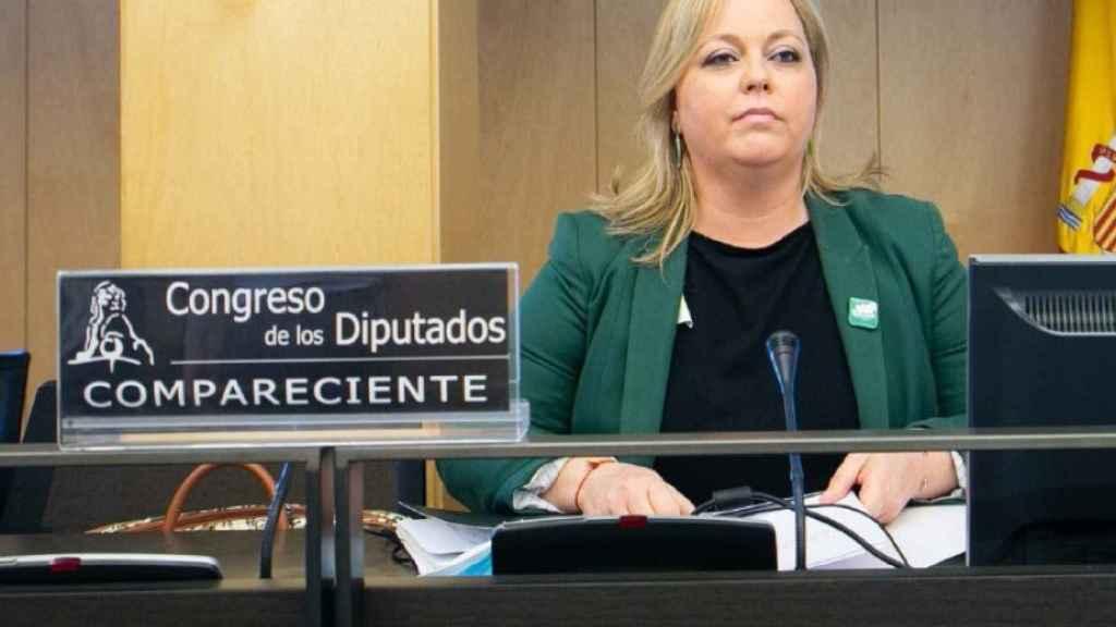 Mari Carmen Morillas presidenta de la FAPA Francisco Giner de los Ríos