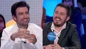 Rafa y Orestes volverán a 'Pasapalabra' como concursantes